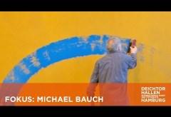 FOKUS: Der Künstler Michael Bauch gestaltet das neue Café der Deichtorhallen