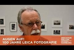 Deichtorhallen – AUGEN AUF! Interview mit dem Kurator Hans-Michael Koetzle