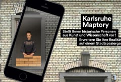 ZKM: GLOBALE – Karlsruhe Maptory/Apple App Store