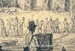 Albertina: Feininger and Kubin | Alfred Kubin's ORGAN GRINDER