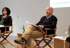 Fondation Beyeler: Medienkonferenz in der Fondation Beyeler: Auf der Suche nach 0,10. Sam Keller