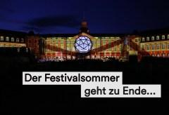 ZKM: Der Festivalsommer geht zu Ende . . .