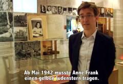 Anne Frank Zentrum: Info-Film »Anne Frank. here & now. An Exhibition in Berlin«