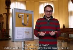 """Museum für Völkerkunde Hamburg: """"Utvalt"""" – Führung mit Übersetzung in Gebärdensprache"""