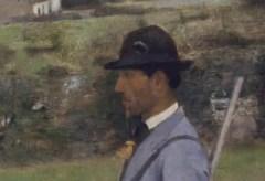 Städel Museum – Kunst Stück:  Fernand Khnopff – Der Jagdaufseher