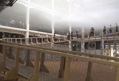 ZKM: GLOBALE – Cloudscapes, eine Installation von Transsolar + Tetsuo Kondo