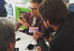 """Erfolgreiche Workshop-Reihe """"Videoproduktion mit dem Smartphone"""""""