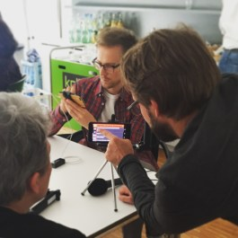 museumsfernsehen Workshop