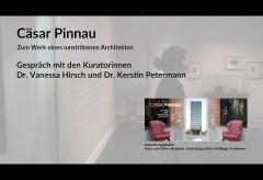 """Kuratorinneninterview """"Cäsar Pinnau. Zum Werk eines umstrittenen Architekten"""""""