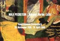 Erinnerungen an Max Pechstein – Julia Pechstein und Alexander Pechstein im Gespräch