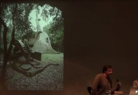 Werner Feiersinger im Gespräch in der Kunsthalle Wien