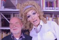 """Gaby Tupper interviewt Wolfgang Theis zu """"Es ist also ein Mädchen"""" – Erika Mann"""