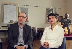 Die Museumsmacher – Brigitte Vogel-Janotta und Stefan Bresky, Leiter Bildung und Vermittlung