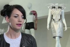 »Hello, Robot.« Interview mit  Fashion-Tech Designerin Anouk Wipprecht