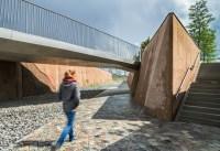 Gedenkort Hannoverscher Bahnhof in Hamburg feierlich eingeweiht