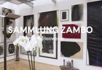 Zu Besuch bei Helmut Zambo