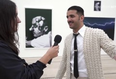 Kadebostany at Fondation Beyeler: Interview mit President Kadebostan