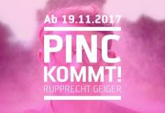 PINK KOMMT! Rupprecht Geiger