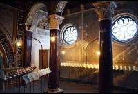 Die Kapelle und das spezifische Gewicht der Zeit