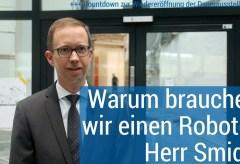 Haus der Geschichte der Bundesrepublik Deutschland – Ausstellungssdirektor Thorsten Smidt im Interview