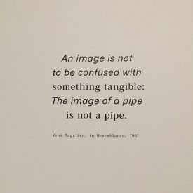 René Magritte Quote