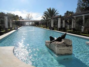 Getty Villa Museum gardens. Photo by Museum Stories