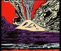 Mount Vesuvius,  Andy Warhol