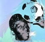 Andy Warhol, Pele, 1978. Courtesy of the Andy Warhol Foundation
