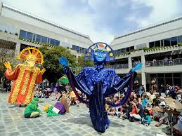 Skirball Puppet Festival. Photo by Peter Turman