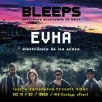 LA CURIOSA DE MUSEXPLAT - Edición Festival Bleeps - Entrevista con EVHA