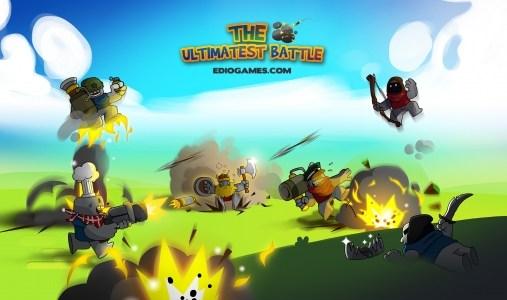The Ultimatest Battle ou Worms en temps réel