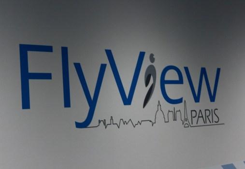 Visitez Paris dans le ciel en jetpack avec FlyView