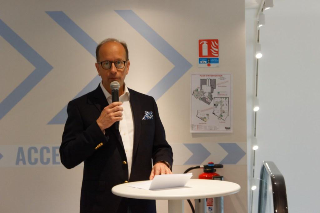 Nicolas Houette, créateur de FlyView