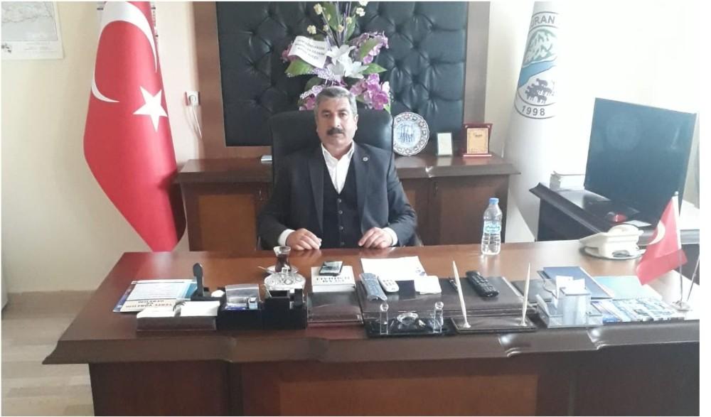 Belediye Başkanı Ömeroğlu korona virüse yakalandı