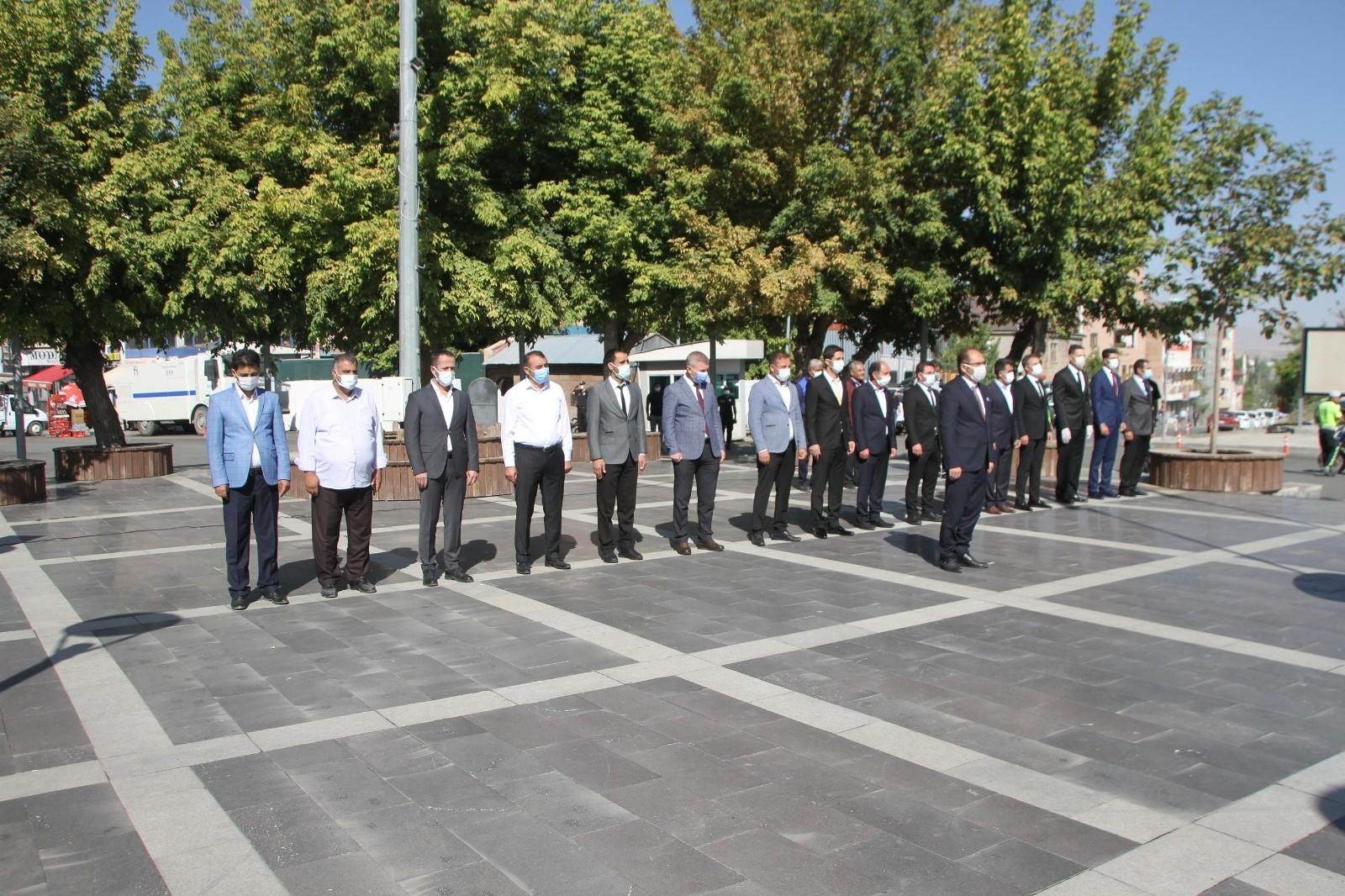 Malazgirt'te İlköğretim Haftası kutlandı