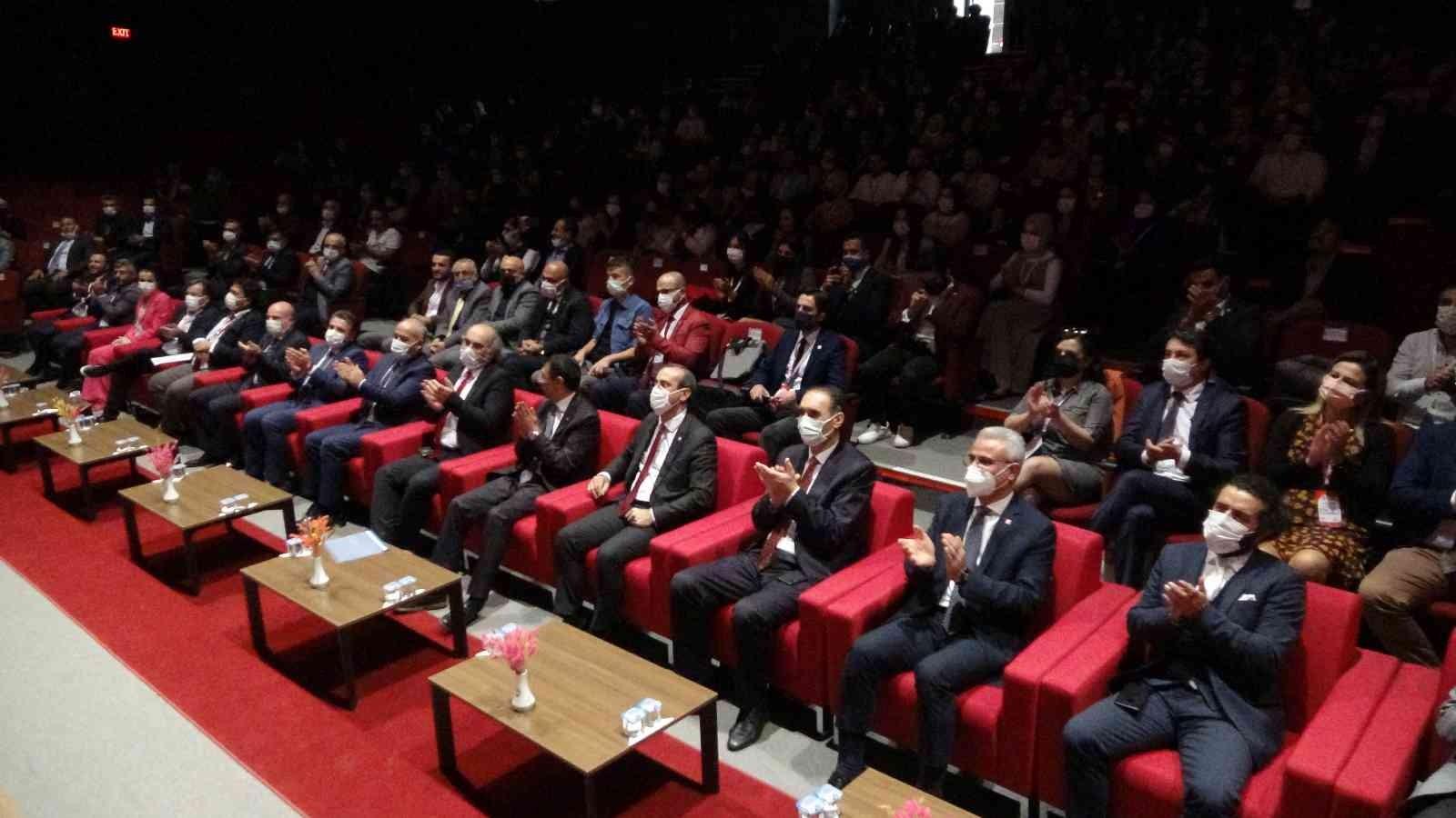 """MŞÜ'de """"22. Uluslararası Psikolojik Danışma ve Rehberlik Kongresi"""" düzenlendi"""