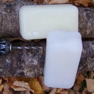 Cheese wax to seal mushroom plugs.