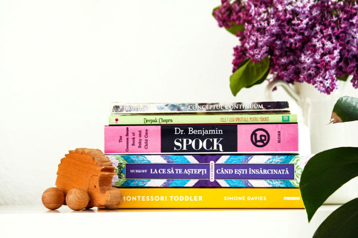 5 books for new parents