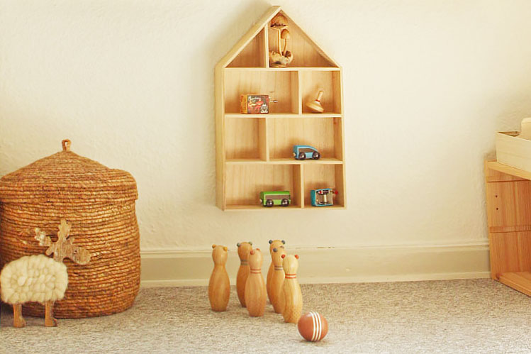 Montessori bedroom