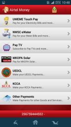 The app offers subscribers a platform to pay their bills