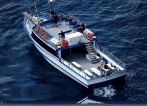 Despedidas de soltero Platja d'Aro barco