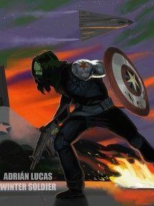 Soldado de Invierno, Capitán América