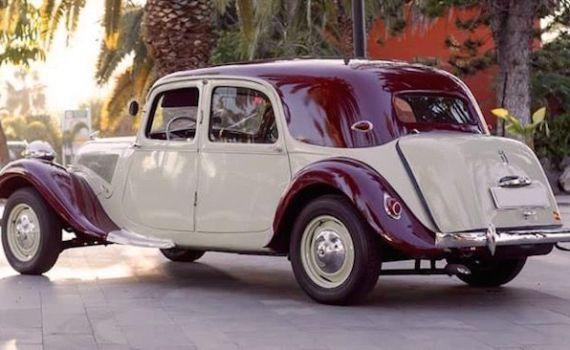 Tenerife alquiler de coches para bodas