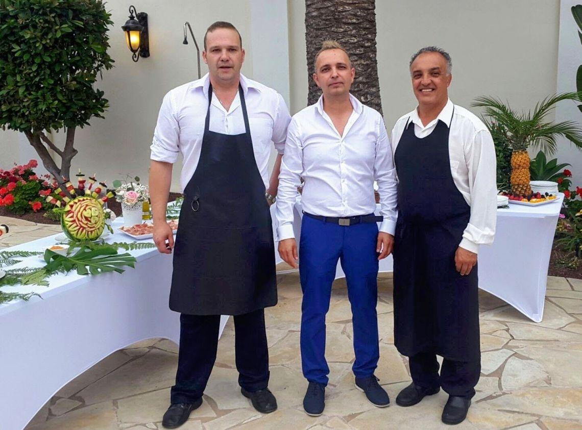 Decorar boda con frutas en Tenerife