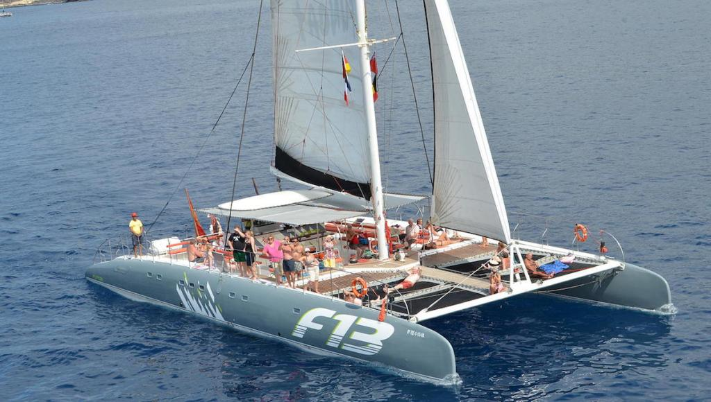Catamaran Boat Party en Tenerife | Fiestas en barco en Tenerife