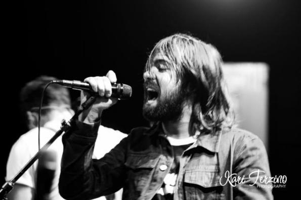 Justin Young of The Vaccines at Lincoln Hall