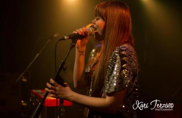 Klara Solderberg of First Aid Kit at Lincoln Hall