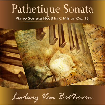 286 BEETHOVEN PIANO SONATA #8 IN C MINOR, OPUS 13