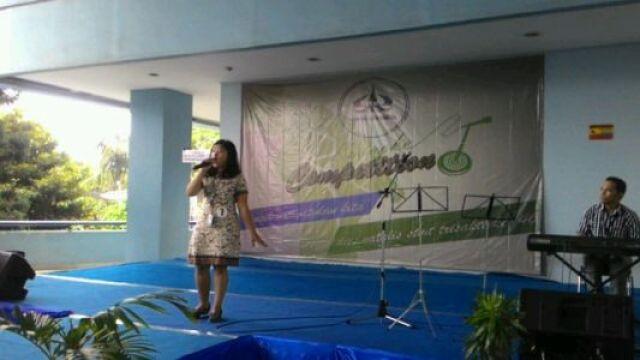 Karaoke Competition STMT Trisakti