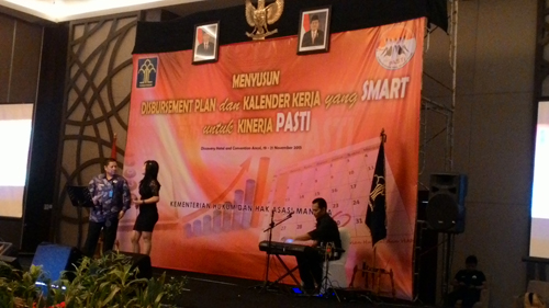 Sewa Organ Tunggal Event HAM